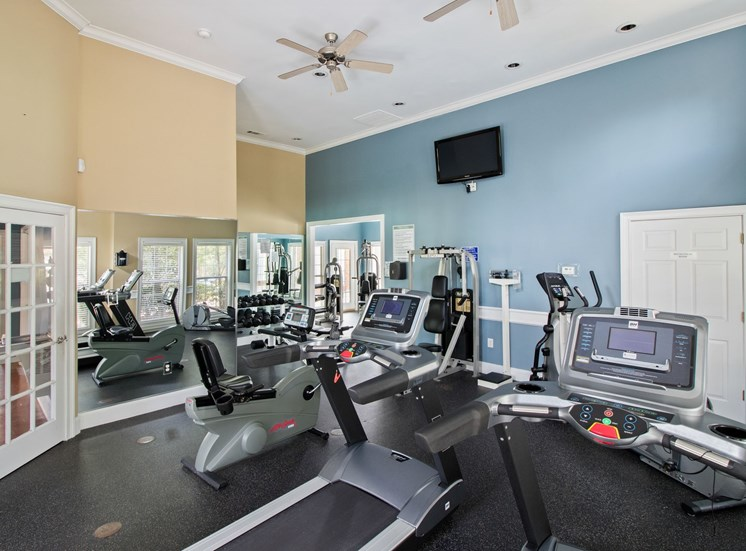 State Of The Art Fitness Center at The Enclave at Crossroads, Raleigh, NC