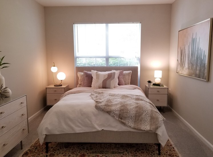 Classic Bedroom at The Enclave at Crossroads, Raleigh, 27606