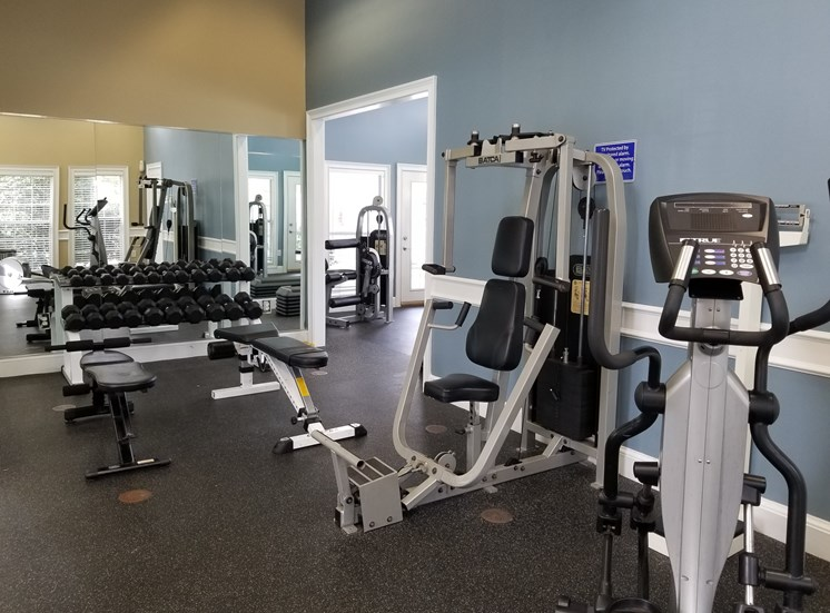 State Of The Art Fitness Center at The Enclave at Crossroads, Raleigh, 27606