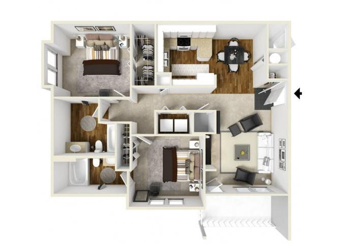 DOGWOOD Floor Plan 3