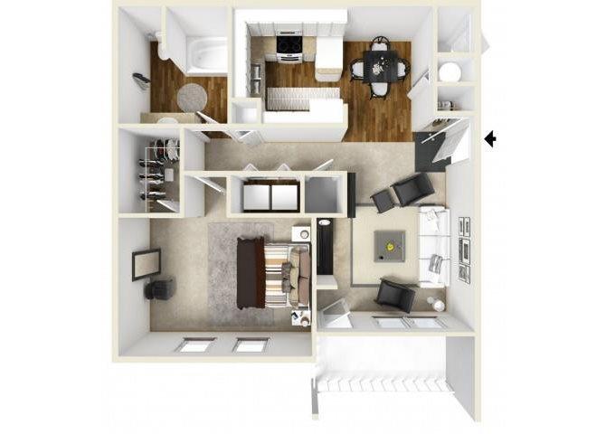 DURHAM Floor Plan 2
