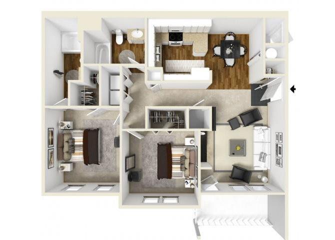 UNC Floor Plan 4