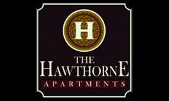 The Hawthorne Apartments Logo