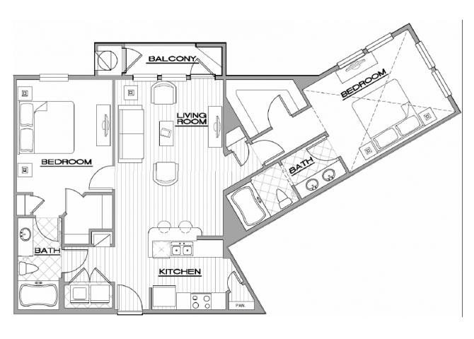 Hollywood Floor Plan 7