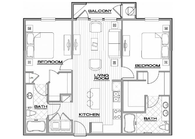 Linden Floor Plan 3