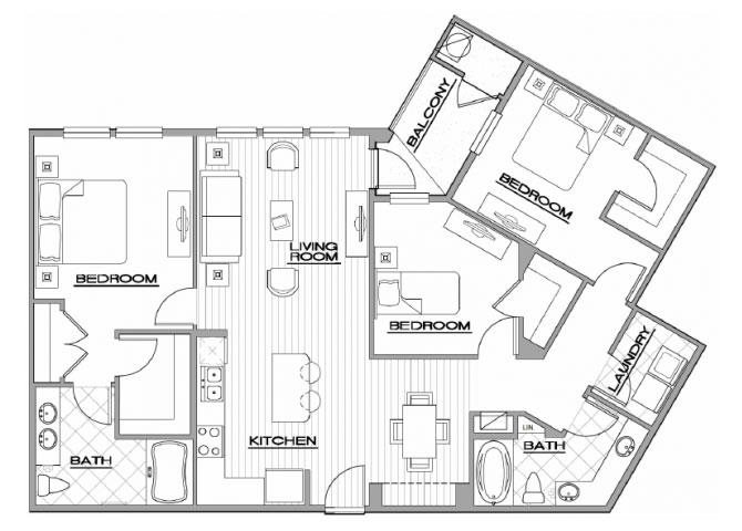Mayfair Floor Plan 11