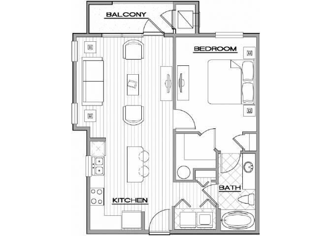 Overton Deluxe Floor Plan 12