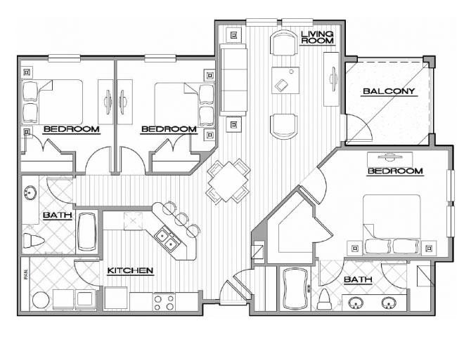 Windsor Floor Plan 10