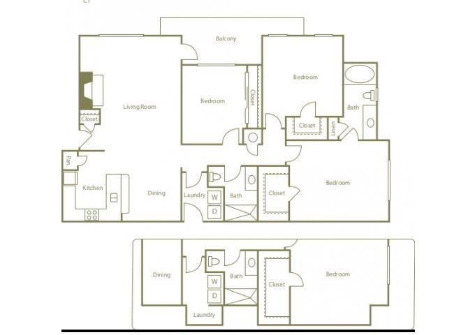 C1 Floor Plan 10