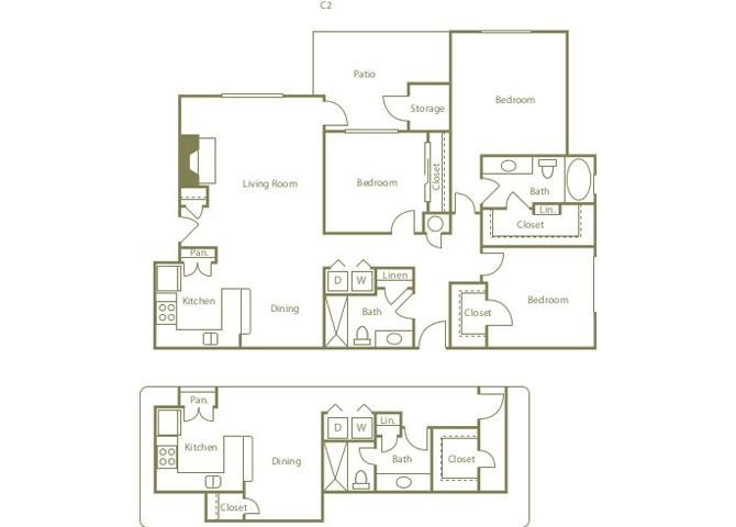 C2A Floor Plan 13
