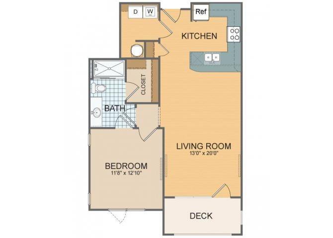 Parkside - A1 Floor Plan 6