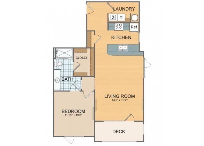 Parkside - A2 Floor Plan 7