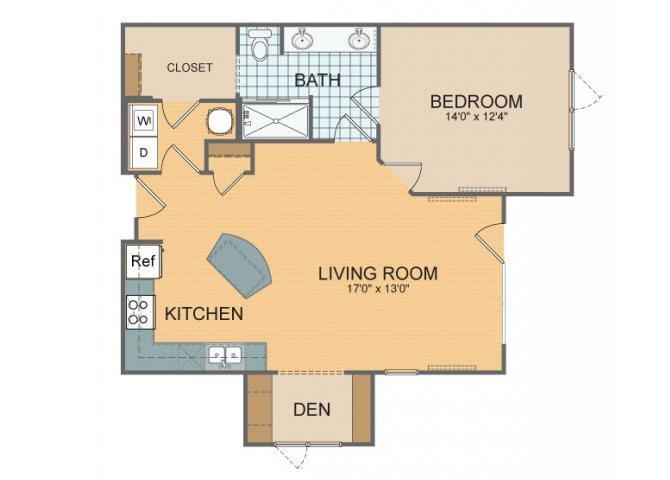 Parkside - A3 Floor Plan 8