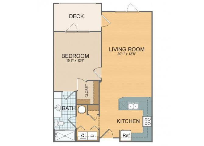 Parkside - A Floor Plan 5