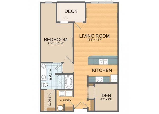Parkside - B1 Floor Plan 12