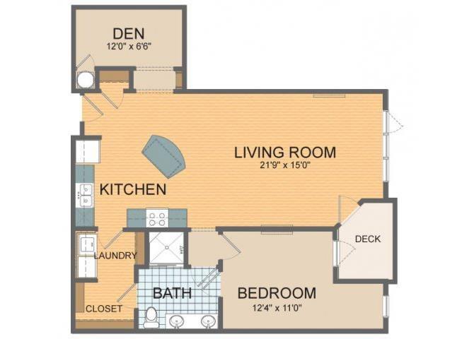 Parkside - B Floor Plan 11