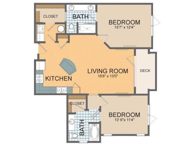Parkside - C1 Floor Plan 14