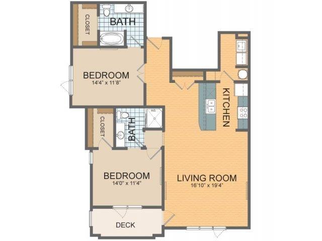 Parkside - C3 Floor Plan 16