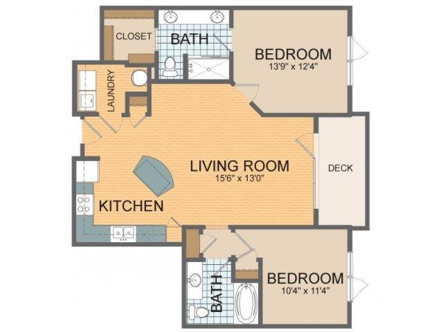 Parkside - C Floor Plan 13