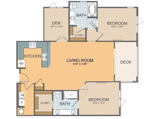 Parkside - D1 Floor Plan 18