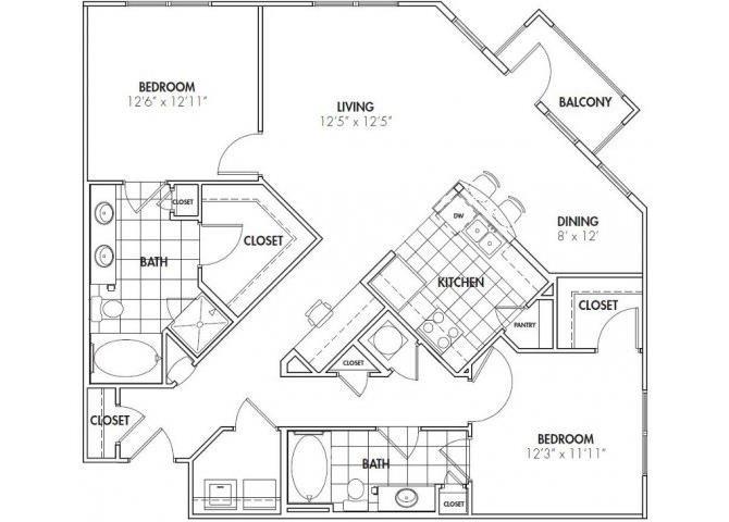 HEATHERDALE Floor Plan 7