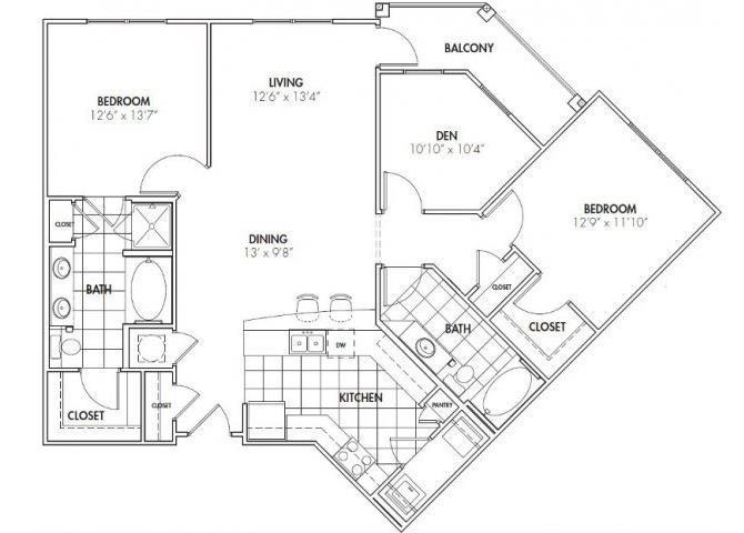 WELLSHIRE Floor Plan 8