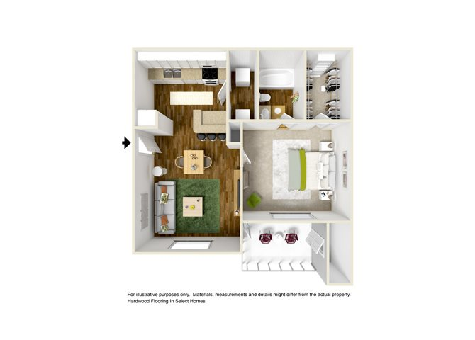 PISA Floor Plan 1