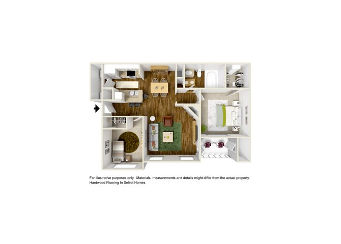 SIENA Floor Plan 7
