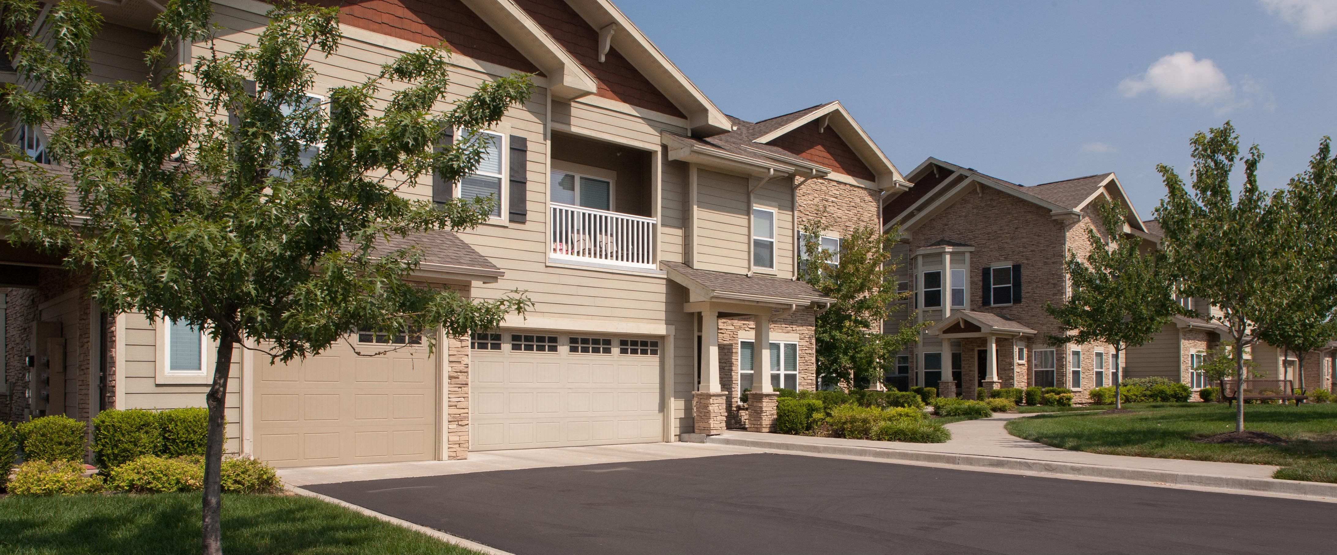 Villas at Carrington Square in Overland Park, KS