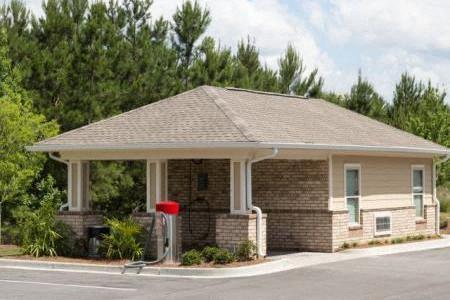 Property Exterior at Villas at Park Avenue, Georgia, 31322