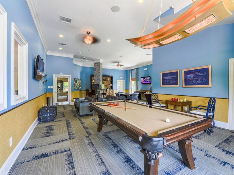 Resident Retreat: Media/Gaming Room at Villas at Park Avenue, Pooler