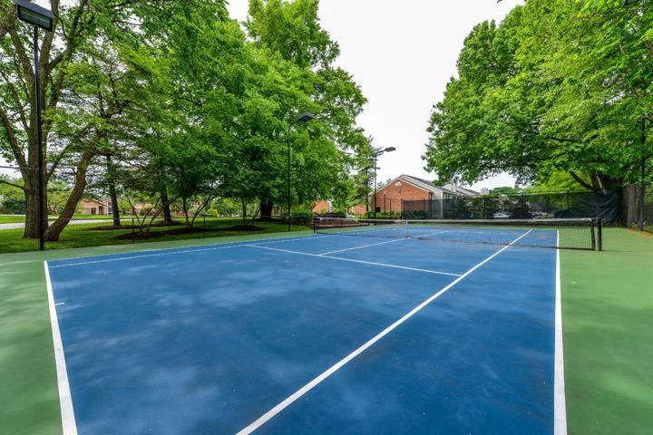 Enjoy Outdoor Games and Variety of Activities on our Multi-Purpose Sports Court at Waterford Place Apartments, Louisville, KY 40207