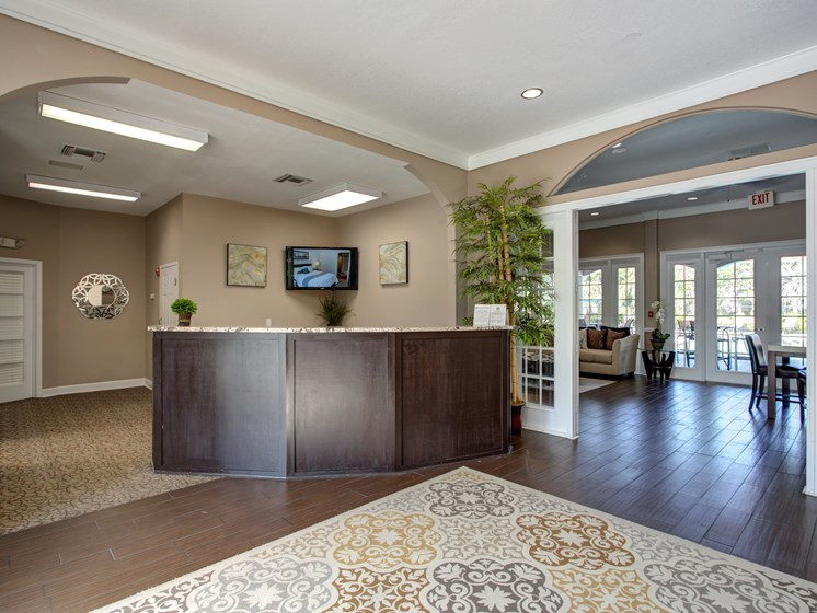 Gorgeous Leasing Office for our Potential Residents at Westlake Apartment Homes, Sanford, FL 32771
