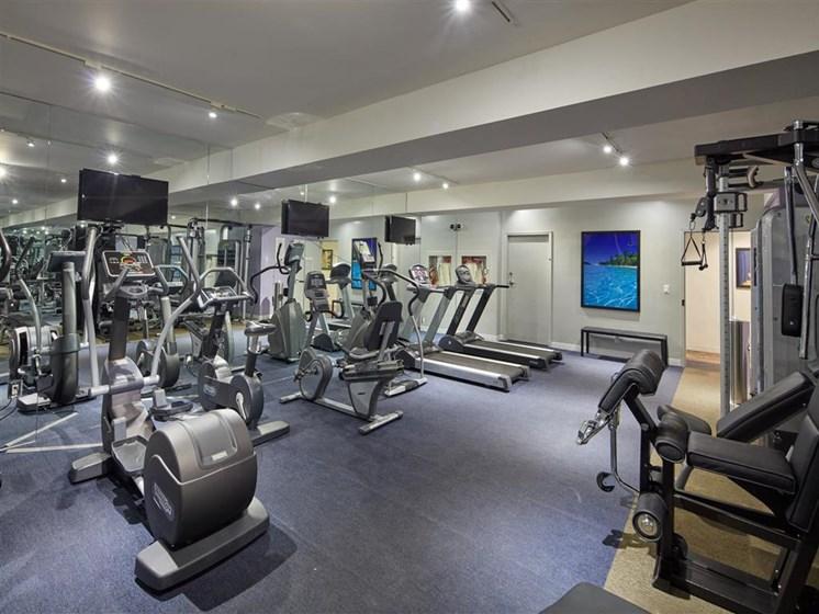 State Of The Art Fitness Center at Warner Villa, Woodland Hills, 91367