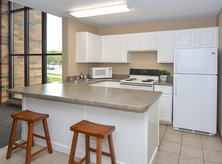 Clubhouse Kitchen Available