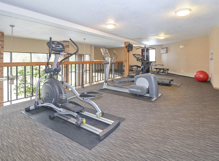 Second-Level Fitness Center