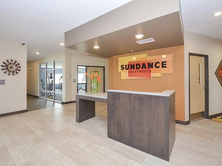 Sundance Leasing Desk