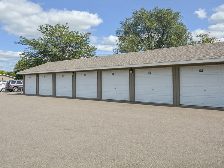 One Car Garages