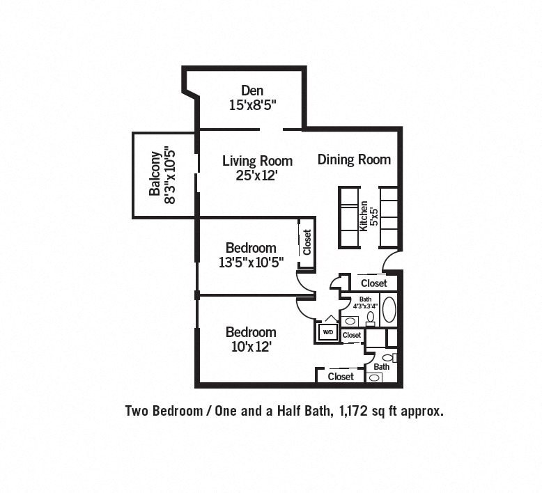 Jensen Floor Plan 5