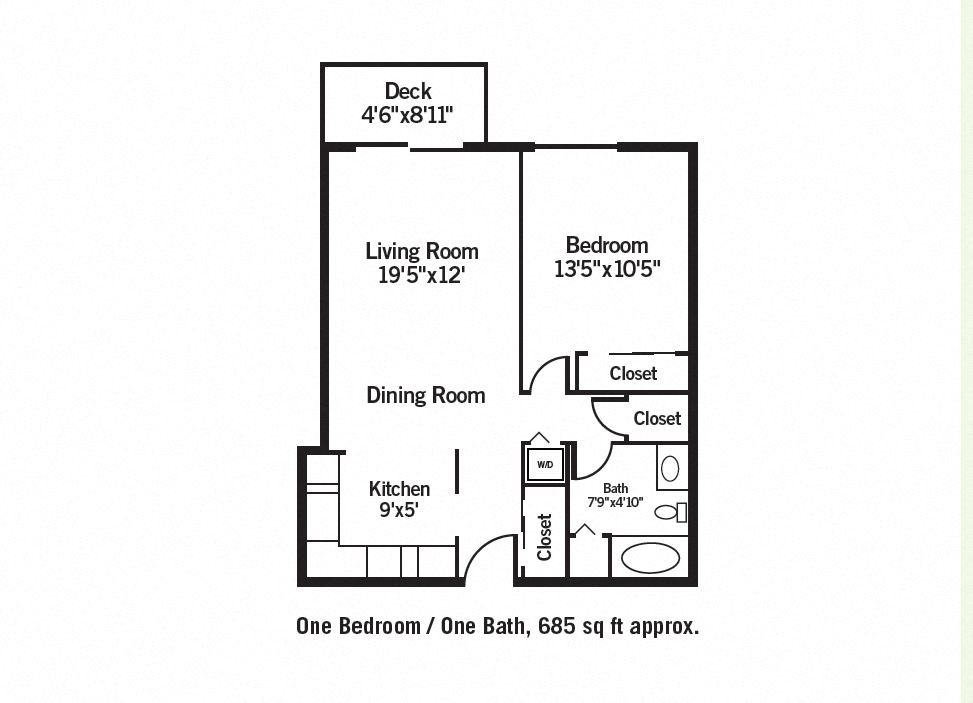 Nokomis Floor Plan 1