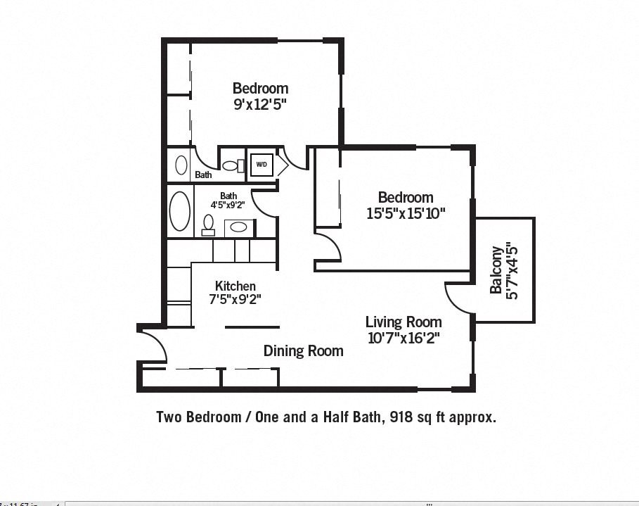 Lemay Floor Plan 3