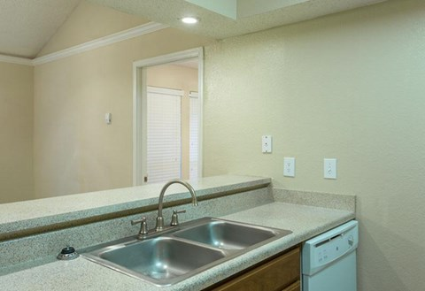 Canyon Ridge Apartments Rockwall, TX Double Basin Sink