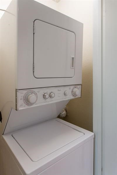 Canyon Ridge Apartments Rockwall, TX Washer and Dryer