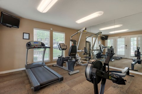 Canyon Ridge|Fitness Center