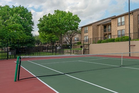 Canyon Ridge|Tennis Courts