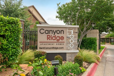 Canyon Ridge Leasing Office