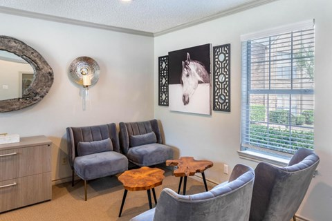 Cinnamon Park Apartments|Living Room