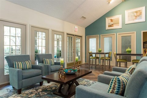 Summers Crossing Apartments Plano, TX Clubhouse