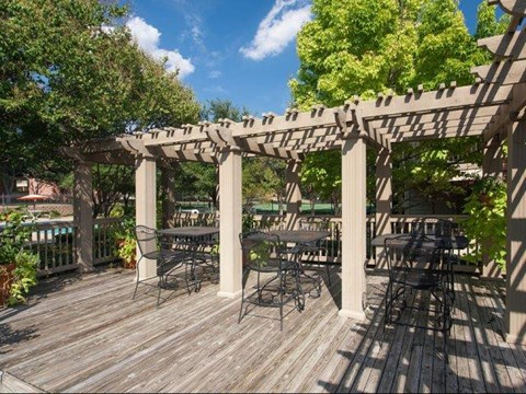 Summers Crossing Apartments Plano, TX Sundeck