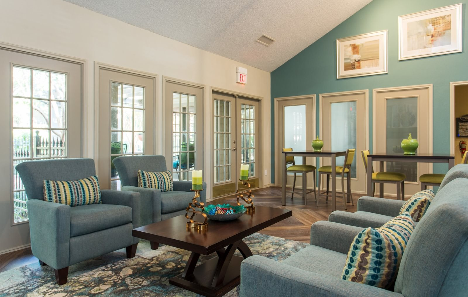Summers Crossing Apartment Homes Clubhouse